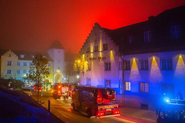 Einsatz 1/2017 – F 2 – Balkonbrand