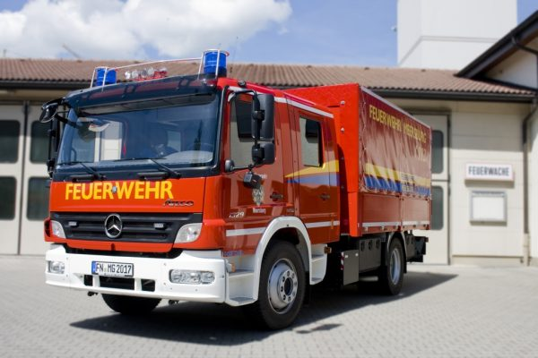 Einsatz 18/2020 – Ölspur – Markdorf, Stetten, Meersburg, Salem